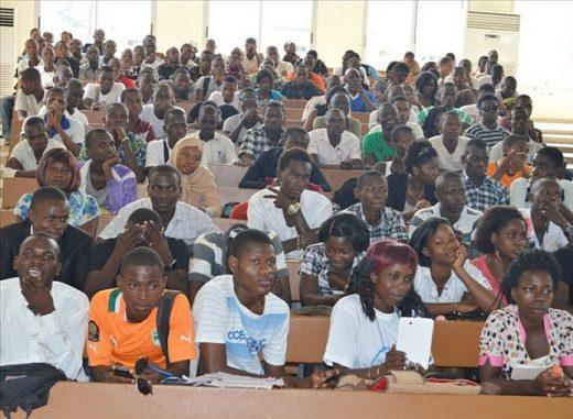 La misère de l'étudiant ivoirien