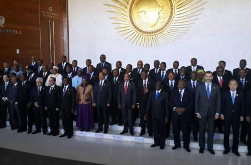 Article : Traite humaine en Libye, nos chefs d'Etat sont aussi responsables