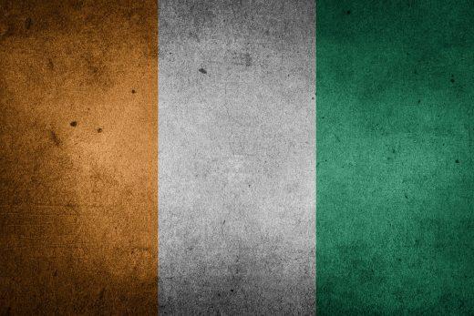 Drapeu - l'hymne de Côte d'Ivoire