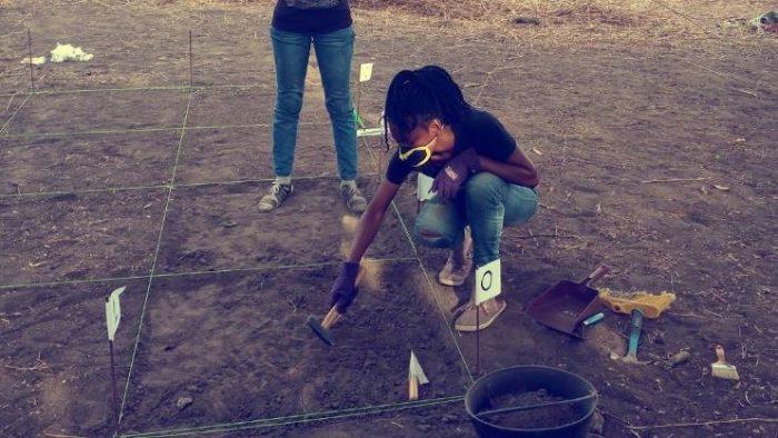 l'archéologie et Aïcha