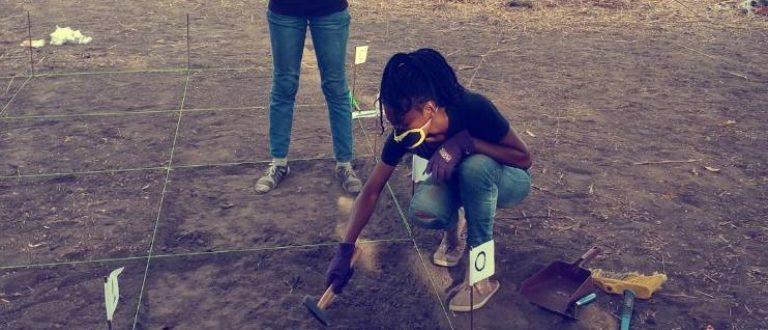 Article : Aïcha, la Lara Croft noire : passion pour l'archéologie