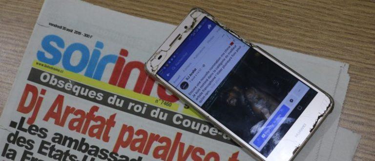 Article : DJ Arafat, victime des réseaux sociaux?